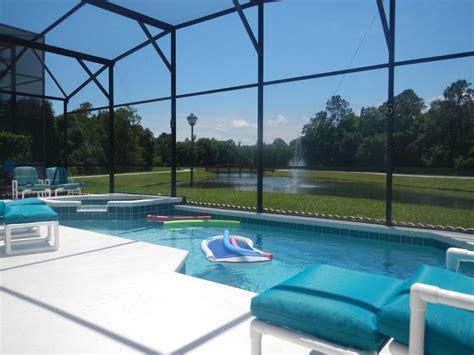 Up Pool Bed by Lakeview Villa 5 Bed Disney Villa South Facing Pool And