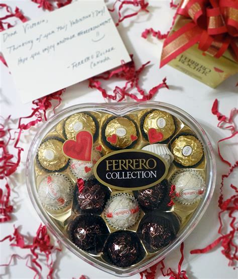 ferrero rocher valentines day lately a side of vogue