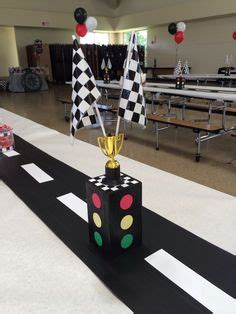 checkered pennant banner for a race or nascar themed