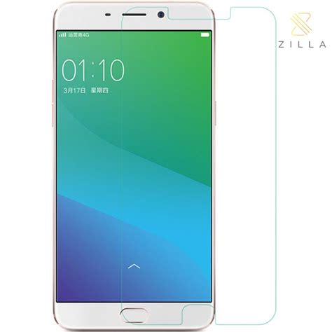 Tempered Glass Oppo F1 0 26mm Curved Glass Asahi Japan Murah zilla 2 5d tempered glass curved edge 9h 0 26mm for oppo