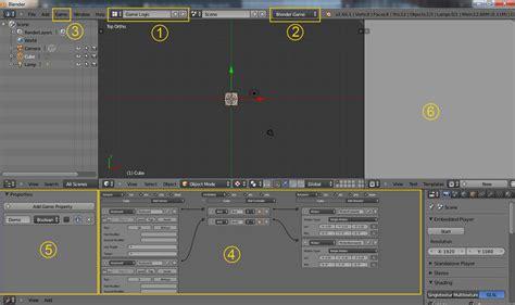 layout editor definition game logic screen layout blender manual