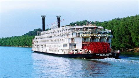 mississippi river boat cruise vacations the return of the paddle wheel steamboat vacation