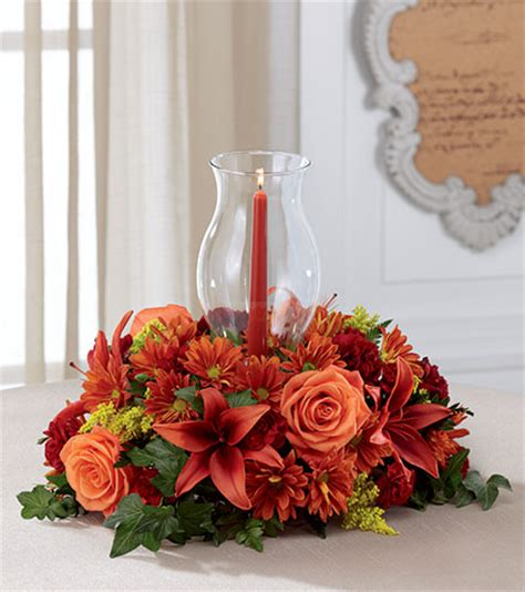 ftd centerpiece the ftd 174 of the harvest centerpiece blooms today