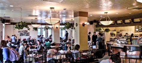 UCLA Campus Map: Kerckhoff Coffee House