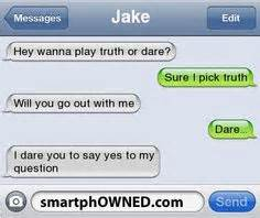Or Dares Text 1000 Images About Crush On Texts Text Messages And Crushes