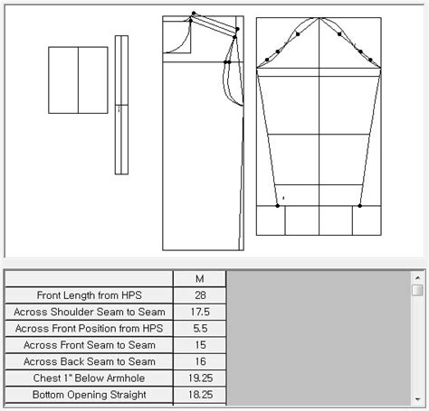 pattern grading and marking pattern design grading marking services 패턴캐드닷컴