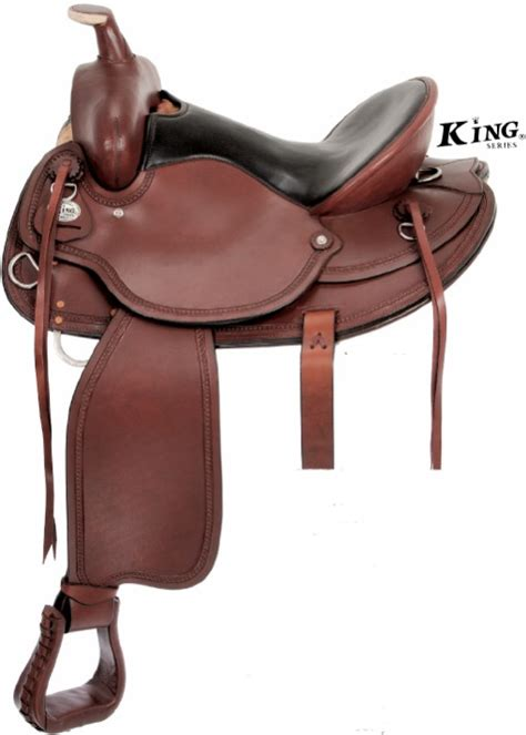 horse saddle green river tack