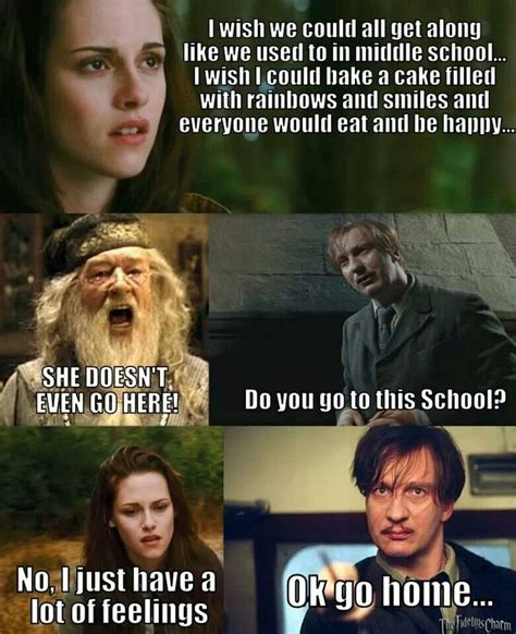 Twilight Memes Funny - harry potter twilight funny funny pinterest funny feelings and home