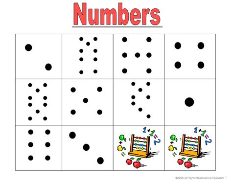 simple number pattern games learning new words number words and learning videos