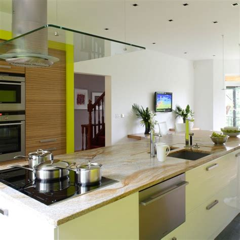 lime green kitchen cabinets lime green and brown kitchen ideas quicua com