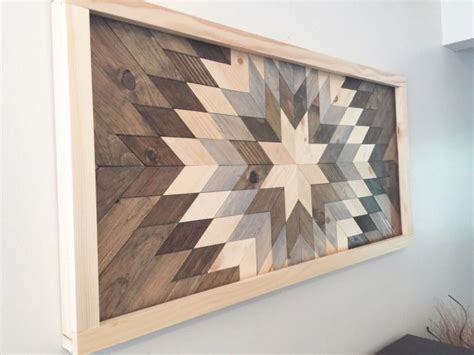 wooden wall decor 18 incredible handmade reclaimed wood decor ideas