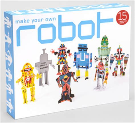 create your own robot make your own robot kit junior