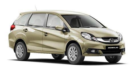honda mobilio honda mobilio price specs review pics mileage in india