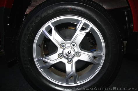 mahindra scorpio alloy wheels price new mahindra scorpio features specifications