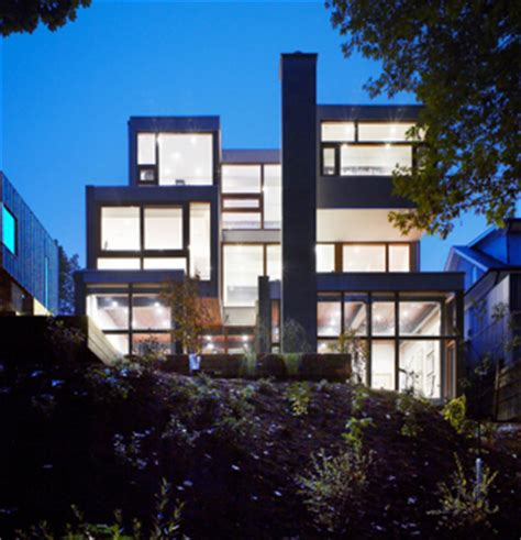 movie house modernist pictures of toronto home in chloe designed by drew mandel