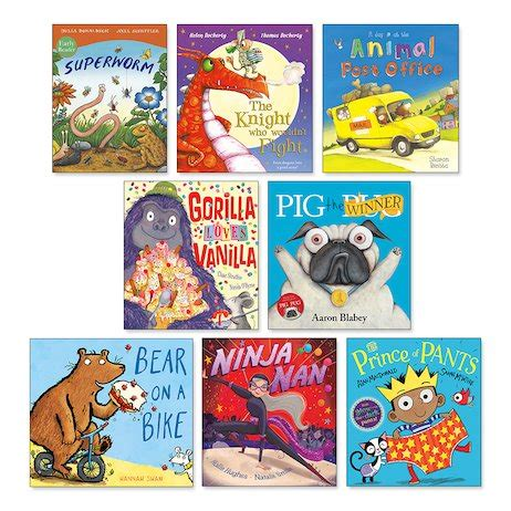 scholastic picture books scholastic picture books pack x 8 scholastic shop