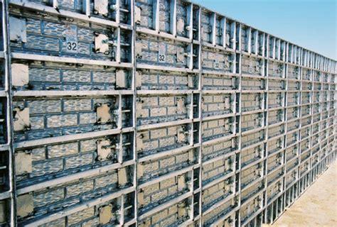 Decorative Aluminum Concrete Forms Precise Forms Inc Decorative Concrete Wall Forms