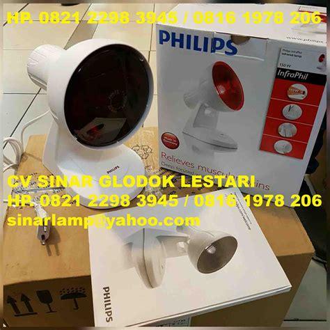 Lu Terapi Fisioterapi Infrared Philips Infraphil lu terapi kesehatan infraphil 150w philips