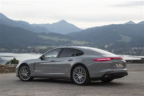 Porsche Panamera by 2017 Porsche Panamera Turbo Review Gtspirit