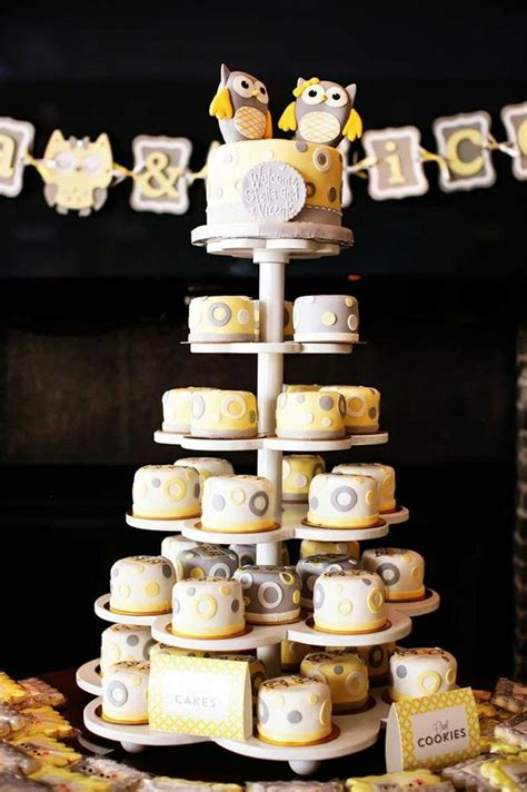 Yellow Themed Baby Shower by Published July 16 2013 At 699 215 1051 In Owl Themed Yellow