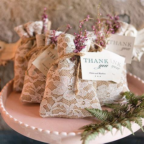 Handmade Wedding Favor Ideas - wedding favor soaps