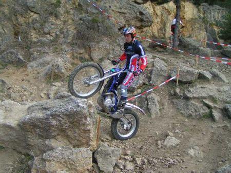 Trail Motorrad by Trial Raglitz Motorrad Sport