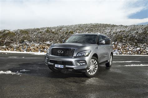 reviews on infiniti qx80 infiniti qx80 review caradvice