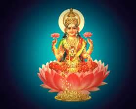 Laxmi Lotus Gods Wallpapers Hindu God Lakshmi Wallpapers