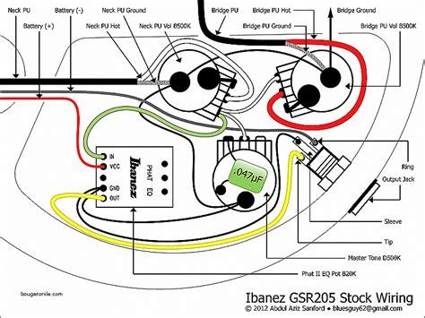 guitar wiring diagrams ibanez free wiring