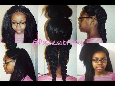 how to braid hair with hair left out for sew in vixen crochet no leave out knotless crochet cp fun