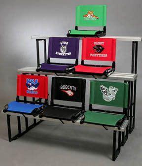 stadium seat cushions fundraiser best 25 stadium seats for bleachers ideas on