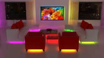 Home Interior Led Lights by Modern Interior Design Ideas To Brighten Up Rooms With Led