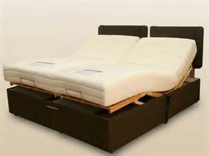 King Size Adjustable Beds Uk Furmanac Mibed Grace Electric Adjustable King Size Bed