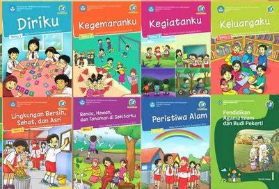 Buku Kerja Tematik Pengetahuan Alam Untuk Sekolah Dasar Kelas 2a 1 buku tematik terpadu kurikulum 2013 sekolah dasar sd berkas sekolah kita