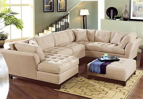 Rooms To Go Metropolis Sectional by Shop For A Home Metropolis Peat Left 4 Pc