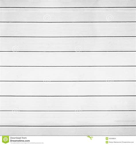 White Shiplap White Wood Panel Background Stock Photo Image 45508804