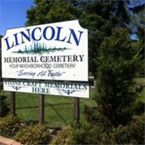 lincoln memorial cemetery milwaukee lincoln memorial cemetery funeral services cemeteries