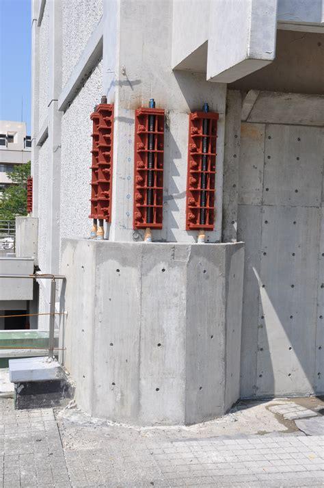 earthquake retrofit figure 3 seismic retrofit of the exterior columns of the