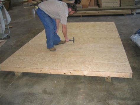 Plywood For Shed Floor by Shed Kits Plywood Floors And Diy Kits On