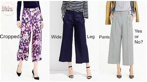 One Person Who Should Always Wear Capris by How To Wear Wide Cropped