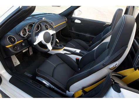 Porsche Boxster Interior Upgrades by 2009 Techart Boxster Conceptcarz