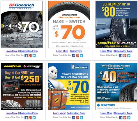 Tire Rack Black Friday by Tire Rack Cyber Monday 2014