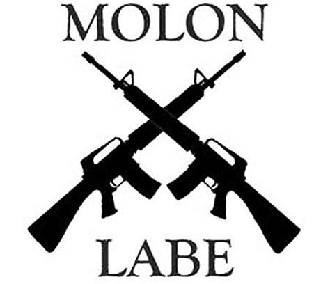molon labe come and get them
