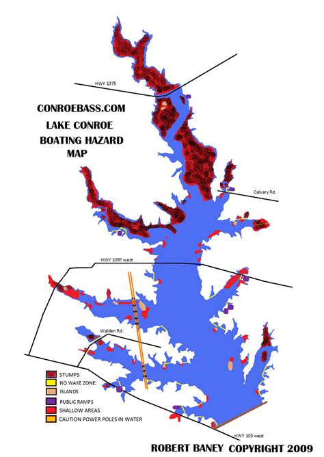 map conroe texas hazard map lake conroe texas