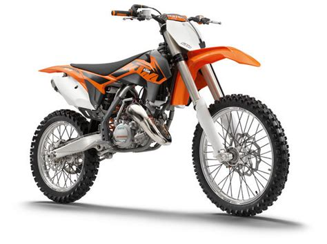 Ktm Sx 125 Top Speed 2013 Ktm 125 Sx Motorcycle Review Top Speed