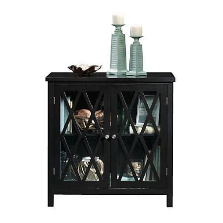 sauder storage cabinet black sauder inspired accents storage cabinet black by office