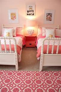 Girls Rooms Monday Makeover Shared Little Girls Room