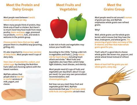 weight management brochure weight management brochure make a healthful plate 25