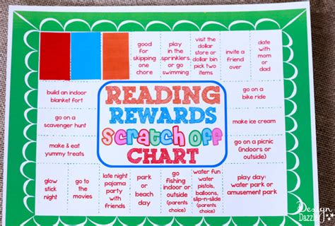 free printable reading reward charts 8 best images of free printable reading reward chart