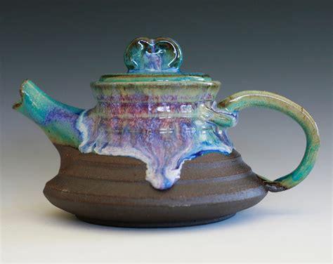 Handmade Ceramic Teapots - hamasaki seashore teapot handmade ceramic teapot ceramics